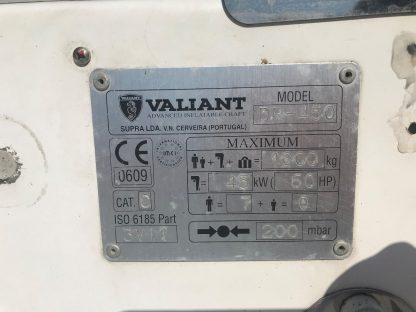 Valiant 4.5 M Rib