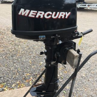 Brand Mercury HP | Shaft 4hp | Short Year 2008 Hours – Mercury 4 F4M Short Shaft 4 Stroke