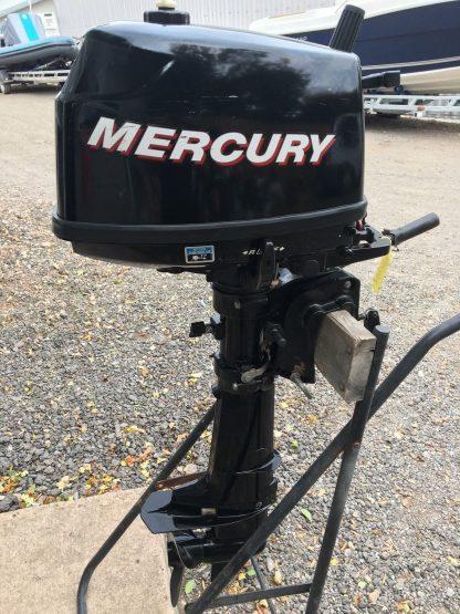 Brand Mercury HP | Shaft 4hp | Short Year 2008 Hours – Mercury 4 F4M Short Shaft 4 Stroke