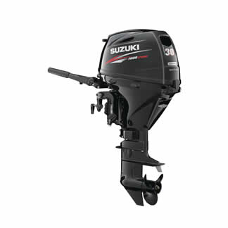 Suzuki DF30A 30hp Short and Long Shaft Outboard Engine