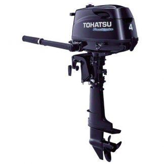 Tohatsu MFS4 4hp 4-stroke outboard