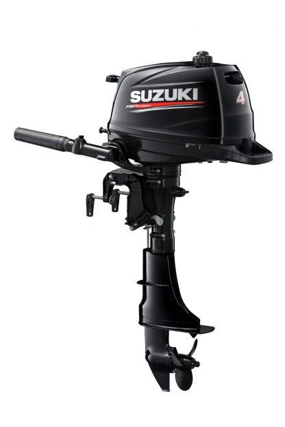 Suzuki DF4A 4hp Short Shaft Outboard Engine