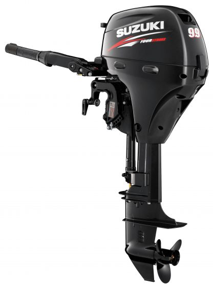 Suzuki DF9.9A 9.9hp Short and Long Shaft Outboard Engine