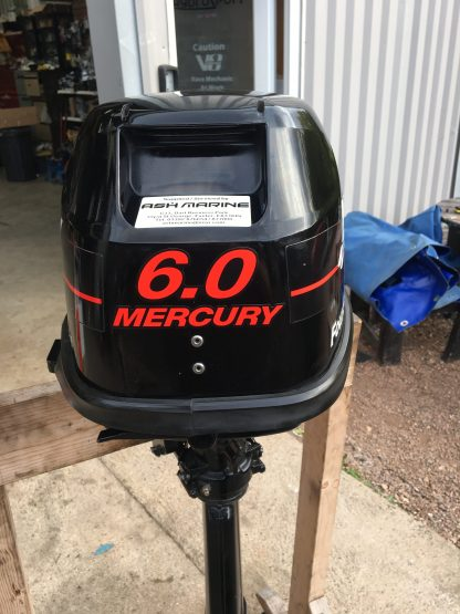 Mercury F6ML Long shaft 4 Stroke